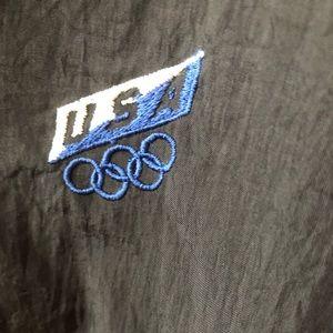 Vintage team USA track suit